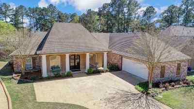 Rankin County Single Family Home For Sale: 207 East Port Ln
