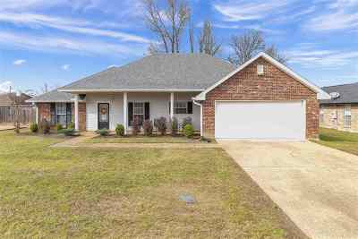 Byram Single Family Home Contingent/Pending: 9871 Crooked Creek Blvd