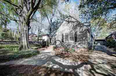 Jackson Single Family Home For Sale: 1232 Lyncrest Ave