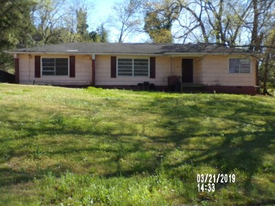 Jackson Single Family Home For Sale: 3915 Faulk Blvd