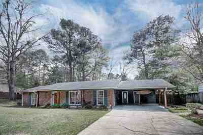 Jackson Single Family Home For Sale: 2147 Southwood Rd