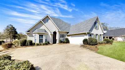 Pearl Single Family Home Contingent/Pending: 648 April Sound