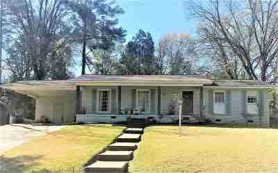 Jackson Single Family Home For Sale: 1609 Winchester St