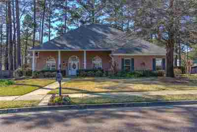 Ridgeland Single Family Home For Sale: 624 Turnberry Ln