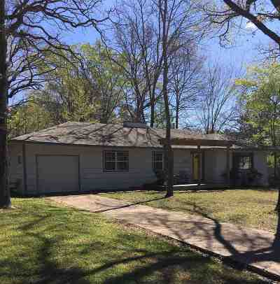 Jackson Single Family Home For Sale: 4412 Forest Park Dr