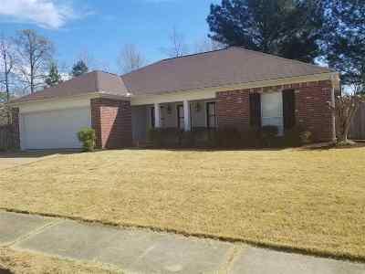 Brandon Single Family Home For Sale: 1230 Barnett Bend Dr
