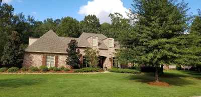 Flowood Single Family Home For Sale: 117 Oakridge Trl