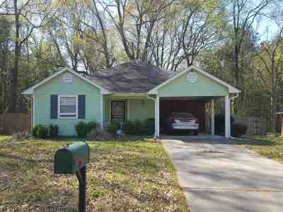 Jackson Single Family Home For Sale: 129 Mikell St