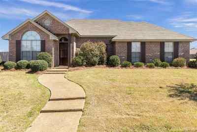 Brandon Single Family Home For Sale: 301 Fairview Dr