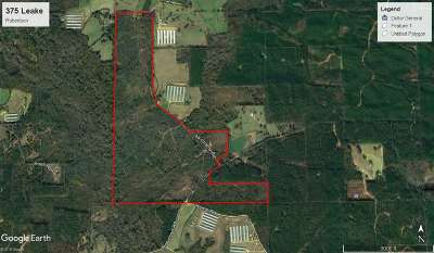 Leake County Residential Lots & Land For Sale: 1271 Mt Charity Rd