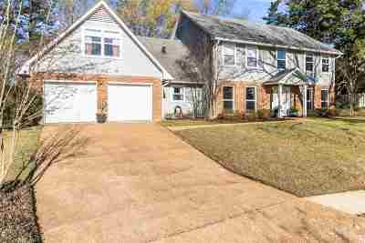 Jackson Single Family Home Contingent/Pending: 6237 Waterford Dr