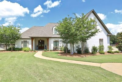 Madison Single Family Home For Sale: 100 Abbey Gardens Cir