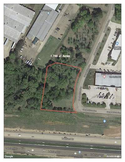 Flowood Residential Lots & Land For Sale: Daughdrill Sta