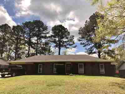 Clinton Single Family Home Contingent/Pending: 1204 Pineview Dr