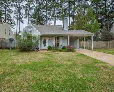 Madison Single Family Home Contingent/Pending: 105 Haley Creek Dr