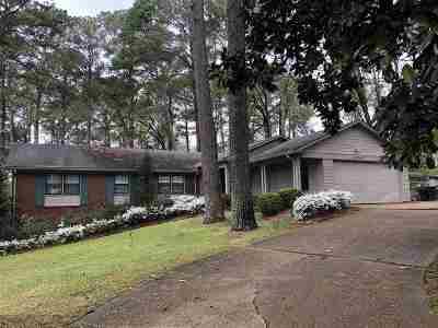 Jackson Single Family Home For Sale: 4003 Pinewood Dr