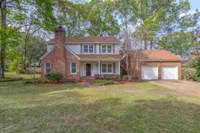 Jackson Single Family Home Contingent/Pending: 1 Oakleigh Pl
