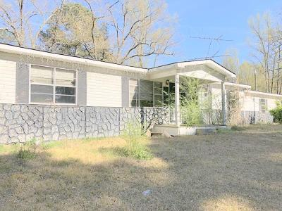Leake County Single Family Home For Sale: 3786 Hwy 35 N