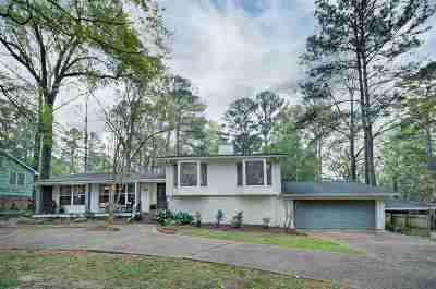 Hinds County Single Family Home For Sale: 1805 Bellewood Rd