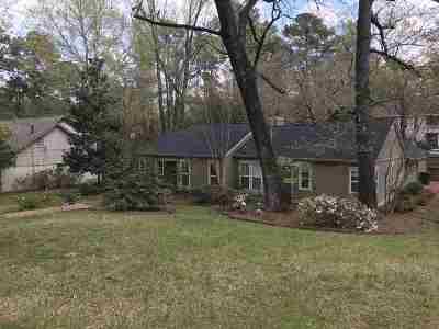 Jackson Single Family Home For Sale: 4310 Deer Creek Dr