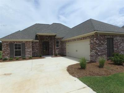 Canton Single Family Home For Sale: 306 Candlewood Ct #Lot 12
