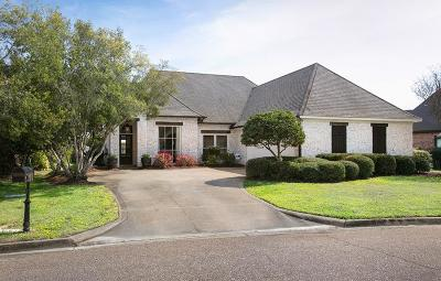 Lake Caroline Single Family Home For Sale: 116 Southampton Cir