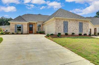 Brandon Single Family Home For Sale: 201 Magnolia Place Cv