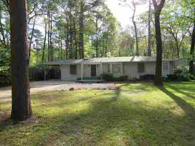 Jackson Single Family Home For Sale: 4548 Eastwood Rd