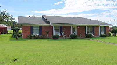 Leake County Single Family Home Contingent/Pending: 904 Pine Hill Cir