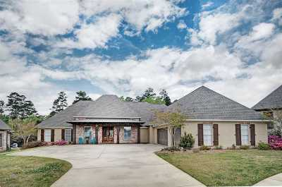 Flowood Single Family Home For Sale: 707 Amber Way