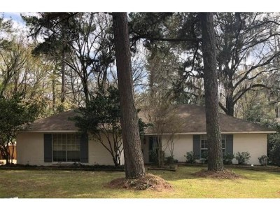 Clinton Single Family Home Contingent/Pending: 307 Camp Garaywa Rd