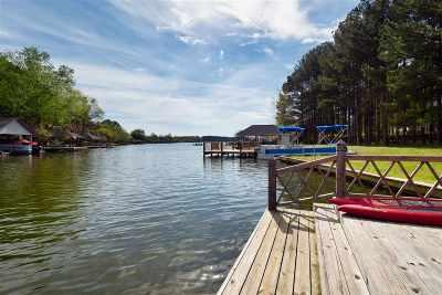 Lake Caroline Single Family Home Contingent/Pending: 110 Charleston Ln