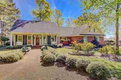 Clinton Single Family Home Contingent/Pending: 96 Cotton Acres Dr