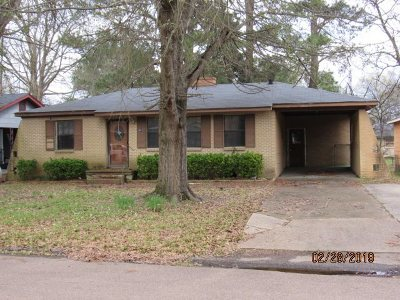 Hinds County Single Family Home For Sale: 3652 Westchester Dr
