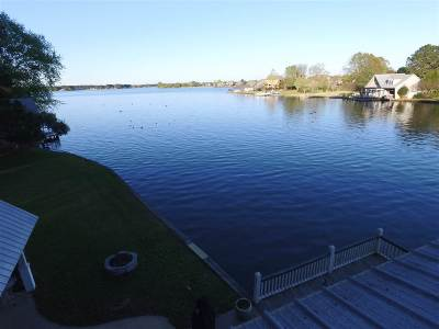 Lake Caroline Single Family Home For Sale: 110 Savannah Bend