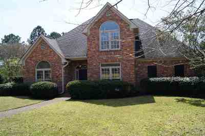 Ridgeland Single Family Home Contingent/Pending: 228 Westfield Ct
