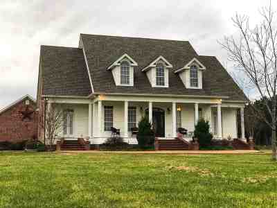 Scott County Single Family Home For Sale: 2192 Hwy 21