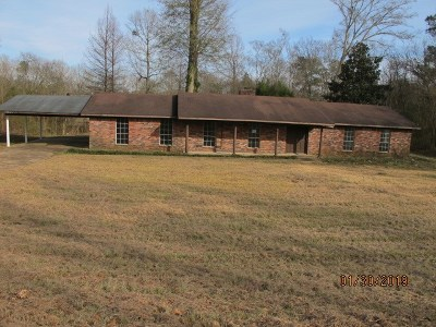 Hinds County Single Family Home Contingent/Pending: 3802 Henderson Rd