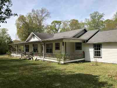 Smith County Single Family Home Contingent/Pending: 1305 Scr 135a