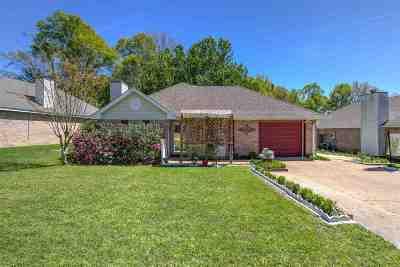 Byram Single Family Home Contingent/Pending: 2211 Meagan Dr