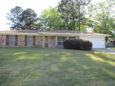 Rankin County Single Family Home Contingent/Pending: 255 Patton Dr