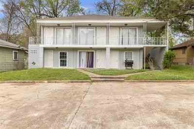 Jackson Multi Family Home Contingent/Pending: 1632 Shirley Ave