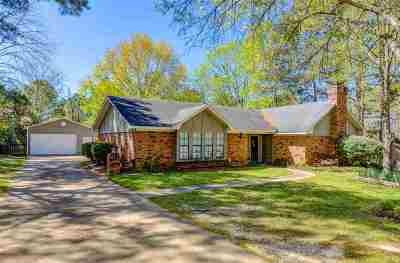Clinton Single Family Home Contingent/Pending: 405 Trailwood Dr
