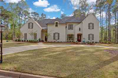 Flowood Single Family Home For Sale: 120 Indian Creek Blvd