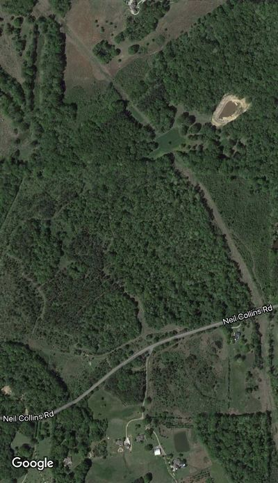 Hinds County Residential Lots & Land For Sale: Neil Collins Rd