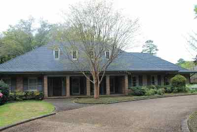 Jackson Single Family Home For Sale: 3965 Stuart Pl