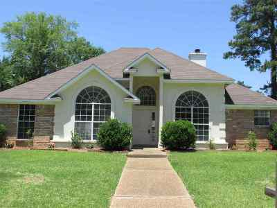 Flowood Single Family Home For Sale: 2113 Pinehaven Dr
