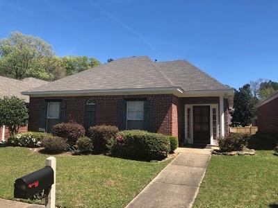 Ridgeland Single Family Home For Sale: 603 Camden Park Dr