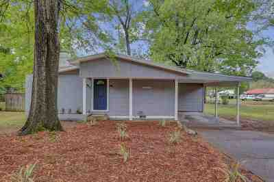 Pearl Single Family Home Contingent/Pending: 3303 Marguerite Dr