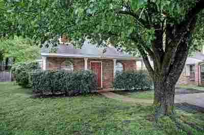 Byram Single Family Home For Sale: 2024 Fox Hill Ln